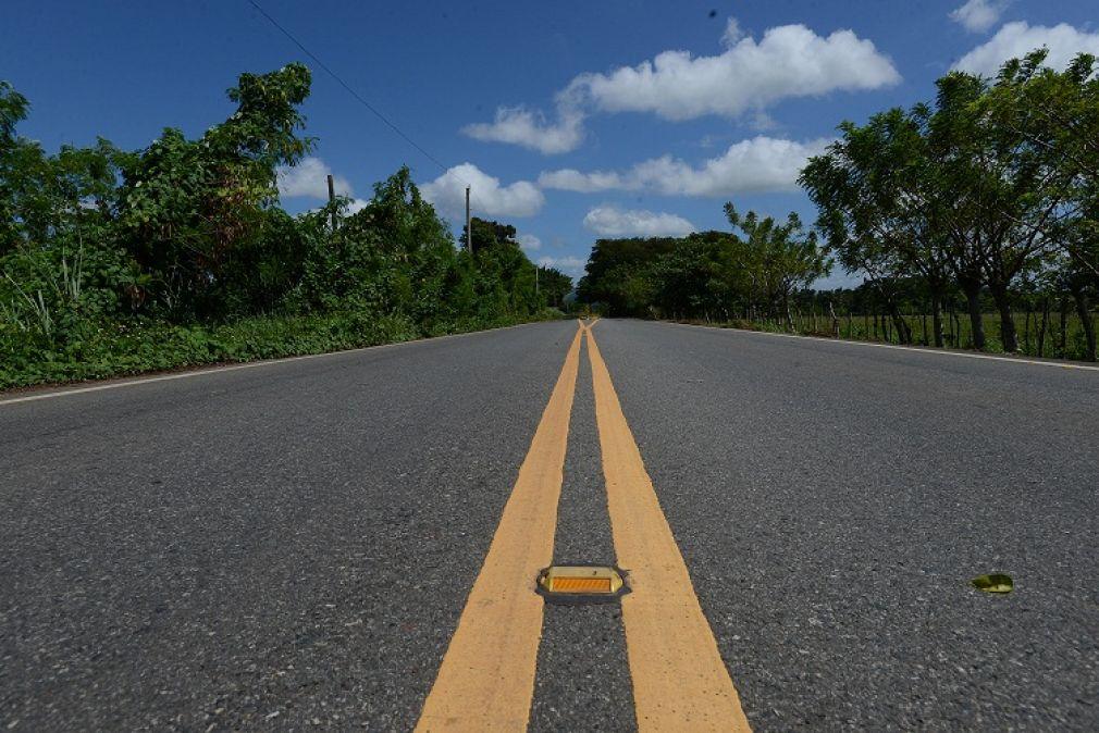 Obras Públicas concluye construcción carretera hacia Los Hidalgos