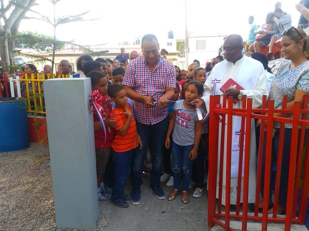 """Inauguración """"área de juegos infantiles del parque de los hidalgos"""""""